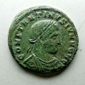 Constantinus II 306-337 AD Ancient Authentic Roman bronze coin