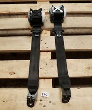 AUDI A1 TFSI 2015-ON REAR OFFSIDE / NEAR SIDE SEAT BELTS 8X4857805C