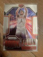 2019-20 Panini Prizm Basketball Devin Booker Base Card #128 SUNS