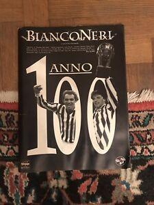 Libro da collezione per i 100 anni della Juventus