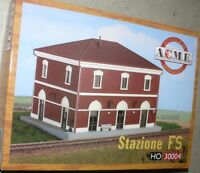 HS  A.C.M.E 30004 italienisches  Bahnhof der FS Ep IV Bausatz Fabrikneu
