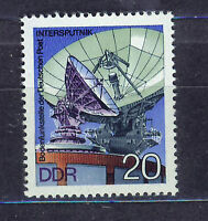 ALEMANIA/RDA EAST GERMANY 1976 MNH SC.1718 Intersputnik radar station
