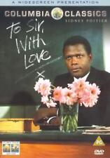 To Sir, With Love DVD (2000) Sidney Poitier, Clavell (DIR) cert PG Amazing Value