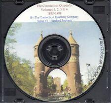 Connecticut Quarterly 1895-1898 - Genealogy