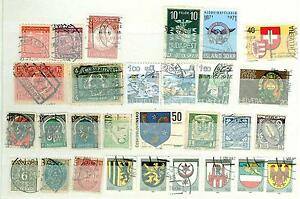 MTD F12 Germany DDR Algeria + diff Countries 29v Coat of Arms Red Cross