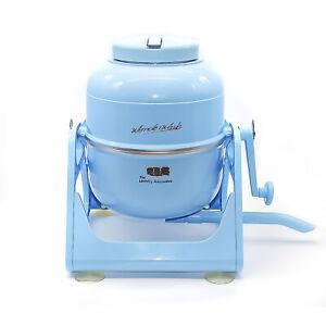 The Laundry Alternative Non-electric Mini Washing Machine Wonderwash 2 Blue