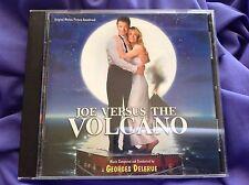 Rare 1 of 3,000 CD : Joe Versus The Volcano ~ Georges Delerue ~Masters Film