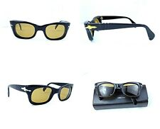 Vintage Persol sunglasses 6201 Ratti 1960's meflecto Original size 48 Italy Rare