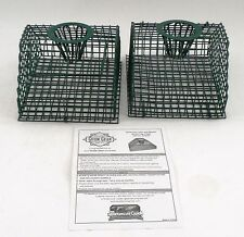 NEW Set of 2 Sportsman's Guide Gear Catch & Release Humane No Kill Mouse Traps