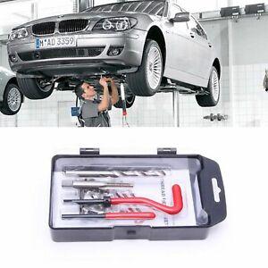 M14 X 1.5 X 12.4MM Thread Tool Kit Auto Car Pro Repair Helical Coil Set