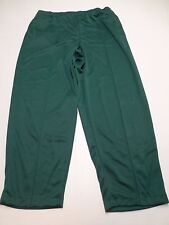 Blair Womens Size 20P Green Sewn In Front Seam Casual Polyester Pants New