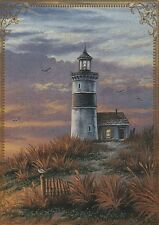 Modern-Wide-Linen-Lighthouses-P4-Lighthouse&Small Home-Swap Playing Card