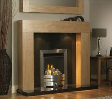 Marble Modern Fireplaces with Variable Heat Control