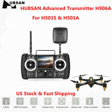 Hubsan FPV1 H906A Transmitter for RC Quadcopter H501S / H501A (High Version)