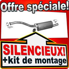 Silencieux Intermédiaire FORD TRANSIT TOURNEO CONNECT 1.8 TDCI SWB ANY