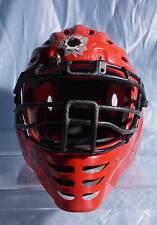 Rugged Red Adams Ch2001 LaCrosse Helmet Size S