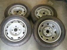 4x 180/65 hr390 85h Michelin trx complètement roues nouveau Oldtimer pneus jantes en acier