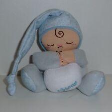 Doudou Poupée Chicco - Bleu