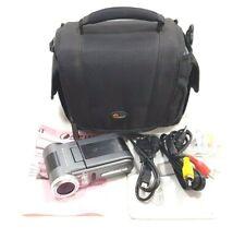 Aiptek Digital Camcorder Dzo Z53 w/ Accessories - Missing Charger