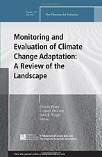 Monitoring and Evaluation of Climate Change Adapta