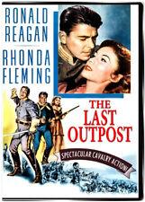 The Last Outpost 1951 DVD - Ronald Reagan, Rhonda Fleming
