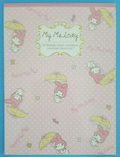 Sanrio My Melody Letter Paper Writing Pad Brand-New