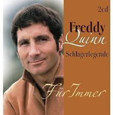 FREDDY QUINN - FÜR IMMER/SCHLAGERLEGENDE  2 CD NEU