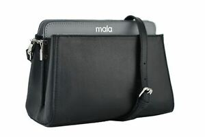Mala Leather Willow Collection Leather Shoulder/Cross Body Bag 7161_32