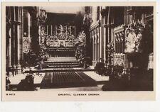 Chancel Clumber Church Vintage RP Postcard 481a