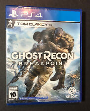 Tom Clancy's Ghost Recon [ Breakpoint ] (PS4) NEW