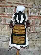 Women's ethnic costume, unique pieces, great apron Bitola ethnic costume