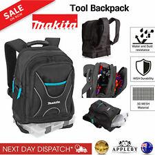 Makita Tool Backpack Professional Organiser Rucksack Jobsite Tote Bag P-72017 AU