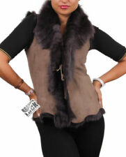 Leather Vest Dry-clean Only Coats, Jackets & Vests for Women
