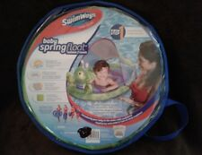 SwimWays, baby springfloat animal friends, huggable dragon w/ sun canopy