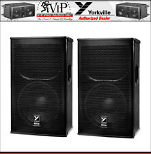 "Yorkville EF15P Elite Series 15"" 2400 Watts 2-Way Active PA Pro DJ Loud Speaker."