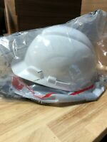 3M Polyethylene Safety Hard Hat White 1 pk | Model CHHWH1