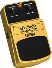 Behringer SE200  Effect Pedal Sound Enhancement