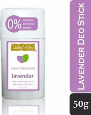 Indus Valley 100% Natural aluminium free Lavender Deo Stick 50gm