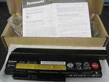 NEW Lenovo ThinkPad Genuine 44++ 9 Cell Li-ion Laptop Battery 0A36307 X220 X230