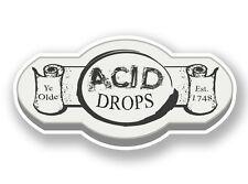 2 x Acid Drops Halloween Vinyl Sticker #7022