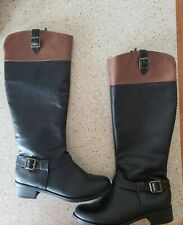 Solanz Riding Boots, Women's Size 8M worn twice