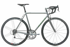 Steelman Stage Race Road Bike 53cm Medium Steel Campagnolo Record