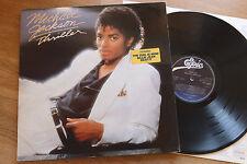 MICHAEL JACKSON Thriller LP gatefold Epic 85930 Holland ex/ex+ OIS