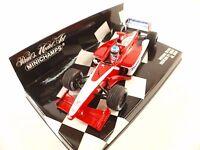 Minichamps Panasonic Toyota TF101 M Salo Testcar 2001 1/43  400 010224