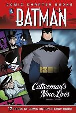 Catwoman's Nine Lives (Batman: Comic Chapter Books)-ExLibrary