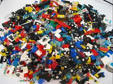 100 LEGO RACECAR PIECES lot cars trucks racing wheels