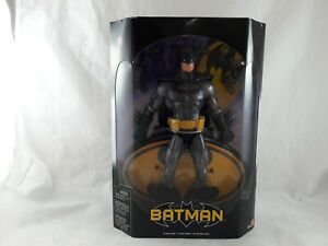 "Mattel 2003 DC Batman 12"" Figure with stand & accessories"