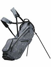 TaylorMade Flextech Lifestyle Golf Stand Bag - Plaster