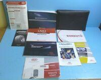 13 2013 Kia Sorento owners manual with UVO