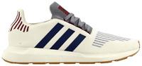 NIB ADIDAS - Swift Run 'Off White' Mesh Men's Running Sneakers Shoes size US 8 M